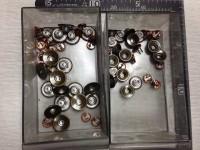 ジーンズボタン修理3