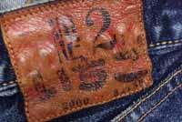 エビスジーンズ №2 いちごみみジーンズ