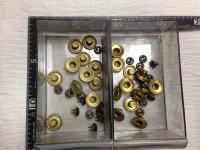ジーンズボタン修理15