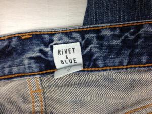 Rivet & Blue(リベット・アンド・ブルー)
