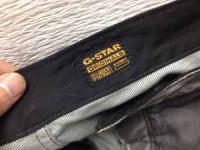 G-STAR RAW 膝破れ修理