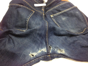Paul Smith JEANS repair2