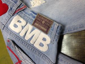 BMB ブルームーンブルー ジーンズ