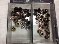 ジーンズボタン修理2